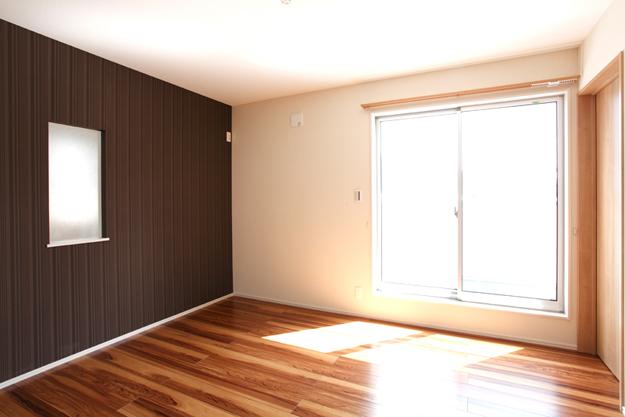 2階の主寝室