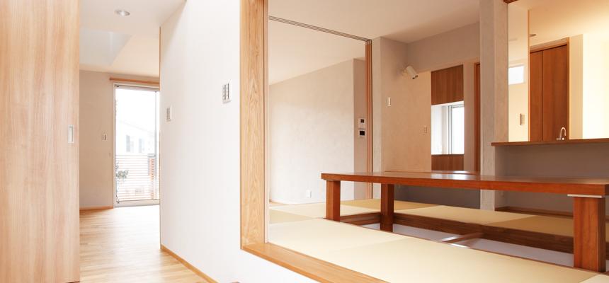 広島の注文住宅ならリビルドのOASiS(オアシス)